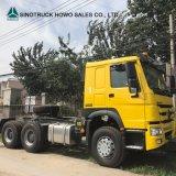 Sinotruk 371のトラクターのヘッドトラックHOWO 6X4のトラクターのトラック