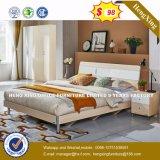 Amerian 작풍 종묘장 식민 작풍 나무로 되는 침대 (HX-8NR0837)