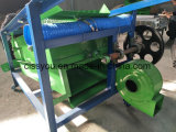 Fazenda móvel pequeno grão de trigo Winnower Soja Milho Arroz mostos de alfafa Amaranto Cevada Camas Ar Limpador de tela de sementes para venda