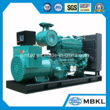 Cummins gruppo elettrogeno industriale standby 800kw/di 1000kVA Kta38-G2a con il generatore senza spazzola di rame puro di 100%