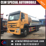 6*4 Rhd LHD 가연 광물 디스트리뷰터 트럭, 중국에서 아스팔트 유조 트럭