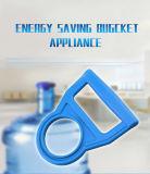 低価格の5ガロンのペットボトルウォーターのための高品質のプラスチックガロンのびんのハンドル