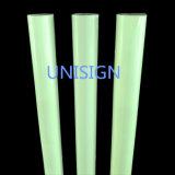 Material adhesivo de la etiqueta engomada de la cinta luminescente para la muestra de seguridad