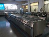 Fornello d'approvvigionamento del riscaldamento di induzione della cucina multifunzionale dell'hotel grande