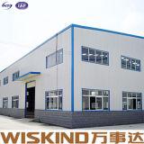 널리 이용되는 새로운 가벼운 강철 구조물 건축재료