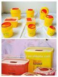Scharfer Plastikbehälter für medizinisches Diaposable Zubehör