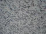 Facciata bianca della parete delle mattonelle del granito del granito della pelle della tigre