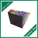 La muestra libre de encargo de la caja de presentación del papel de caja de presentación libera diseño
