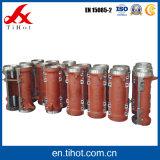 Fabricante fazendo à máquina do CNC do alumínio feito sob encomenda em Luoyang