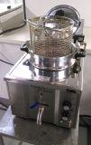 Sartén comercial de las patatas fritas de la tapa de vector Mdxz-16