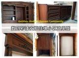 Resistente a los pu madera blanca de pintura de muebles Deco