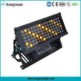 Alta potência de 90X5w Rgbaw Piscina de parede LED de iluminação de Lavagem