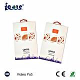 Nette 4.3 Zoll LCD-Videokarte, bester Preis und Qualität