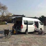 完全なプラットホームを持つヴァンのためのセリウムWLD 880の車椅子用段差解消機
