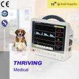 Портативный Multi-Parameter ветеринарных монитор пациента