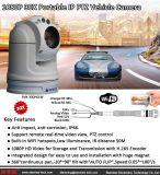 30X de Optische Camera van het Voertuig van WiFi PTZ van het Sterrelicht van het Gezoem 1080P IP66