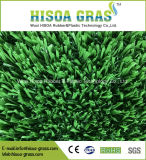 良質フットボールの草の非Infillのサッカーの人工的な草の総合的な泥炭