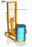 hydraulischer Trommel-Heber-beweglicher Trommel-Laufkatze-LKW Da450 der Hand450kg