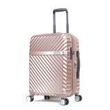 2018 Nuevo diseño, ligero de equipaje ABS maleta