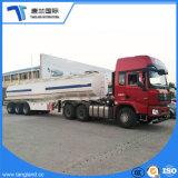 半中国の専門の三車軸重油タンク半半Trailer/45000リットルの燃料のタンカーのトレーラーまたは化学薬品の液体のタンカーのトレーラー