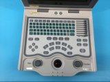 Digital portátil ecógrafo B/W con 2 conectores de sondas