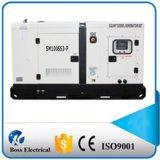 60Гц 9Квт 11Ква Water-Cooling Silent шумоизоляция на базе дизельного двигателя Perkins генераторная установка