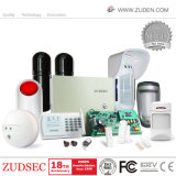 Homologação CE de sistema de alarme GSM + PSTN para o sistema de segurança doméstica