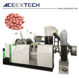 Enige PE pp van de Extruder van de Schroef recycleert de Machine van de Productie van de Korrel