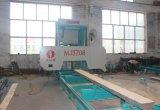 ディーゼル機関を搭載する携帯用水平バンド製材所Mj1000