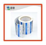 Клетчатую Silver-Filament клей водонепроницаемый наклейку