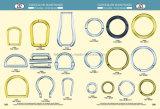 袋のための新しいデザイン金属のアクセサリのDリングのバックル