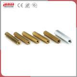 Matériel de construction métalliques filetées Earring goujon de route