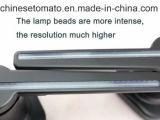 3D ventilatore olografico della visualizzazione LED che fa pubblicità alla strumentazione