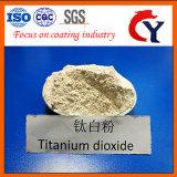 El rutilo Dióxido de titanio de alta pureza