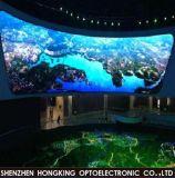 P3 Cène clairement les hautes Actualiser Affichage LED Intérieur