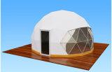 100% wasserdichtes im Freien kampierendes Abdeckung-Zelt für Garten-grünes Haus