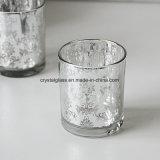 Heißer Verkaufs-bunte galvanisierende Glaskerze-Halter