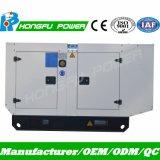 Tipo aperto silenzioso generatore diesel di energia elettrica con il motore di Yuchai