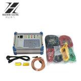 Huazheng IEC60076 전기 시험 장비 변압기는 비율 판정법 세트를 돈다