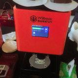 Nuevo diseño de mejores precios de alimentos comestibles impresora 3D de Chocolate