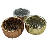 Высокое качество Electroplating керамические сад Flower Pots