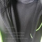 2018 Los hombres y mujeres chaqueta con una capa de color verde
