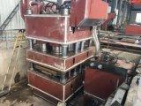 500トン4のコラム油圧出版物の適切な機械、鋼鉄ドアの浮彫りになる押す機械