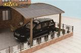 車雨避難所車のガレージの避難所のポリカーボネート車の避難所
