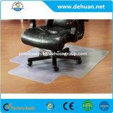 De Mat van de Stoel van Polyvinyl Chloride voor Tapijten met Rechthoekig met Lip