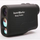 レーザーRangefinder Handheld Monocular Meter 6X25 600m/Yard Hunting Rangefinder Golf Rangefinder