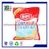 Saco de plástico para bolsa de selo para batatas fritas Snacks Nuts Puffs de milho