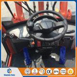 ヨーロッパデザイン小型車輪のローダー