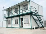 경량 High Performance Sandwich Panel Container House Prefabricated House 또는 Villa Plm-912