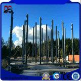 Estructuras de acero de la luz hermosa del diseño del palmo grande para el almacén